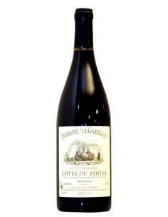 Vin rouge Cuvée Romaine - Côtes du Rhône AOC - Domaine la Guarrigue