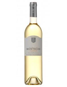 Vin blanc sec Viognier - Côtes de Thongue IGP - Domaine de Montrose
