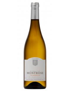 Vin blanc sec Chardonnay - Côtes de Thongue IGP - Domaine de Montrose