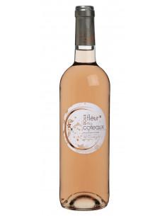 Vin rosé doux Fleurs des Côteaux - Coteaux du Quercy AOC - Vigneron du Quercy