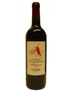 Vin rouge bio Millepeyre - Faugère AOP - Domaine de Valambelle