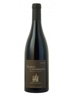 Vin rouge bio Les Crais Gevrey-Chambertin - Bourgogne AOC - Domaine Huguenot