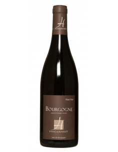 Vin rouge bio Pinot Noir - Bourgogne AOC - Domaine Huguenot