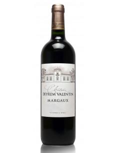 Vin rouge Margaux Cru Bourgeois - Bordeaux AOC - Château Deyrem