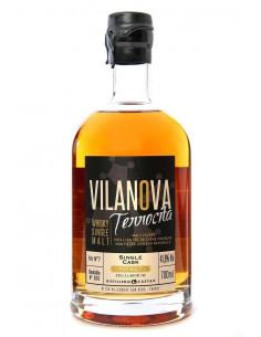 Whisky Tarnais - Vilanova Terrocita - Distillerie Castan