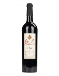 Vin rouge La Féline - Minervois AOC Bio - Domaine Borie de Maurel