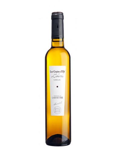 Vin blanc doux Gaillac AOC Grains d'or - Domaine de Labarthe