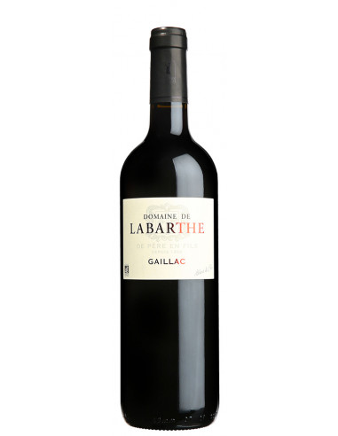 Vin rouge Gaillac Tradition Domaine de Labarthe